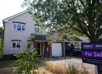 Thumbnail 3 bed link-detached house for sale in Martins Meadow, Eye