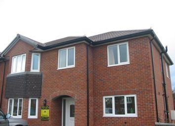 Thumbnail 3 bed flat to rent in Hadley Park Road, Leegomery, Telford