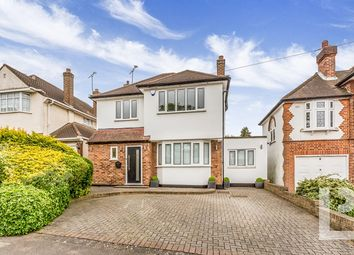 Thumbnail 4 bed detached house for sale in Fontayne Avenue, Chigwell