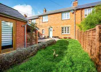Thumbnail 2 bed terraced house for sale in Coombe Lane, Enford, Pewsey