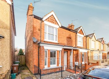 Thumbnail 3 bed semi-detached house for sale in Burnham Road, St.Albans
