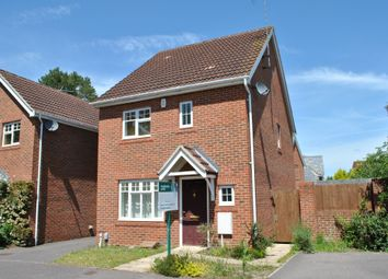Thumbnail 3 bed link-detached house to rent in Marrow Meade, Fleet