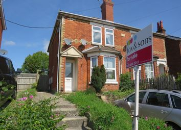 Thumbnail 1 bed flat for sale in Ringwood Road, Totton, Southampton