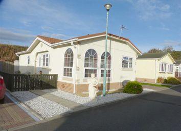 Thumbnail 2 bedroom bungalow for sale in Rosebank Park Homes, Leuchars, Fife