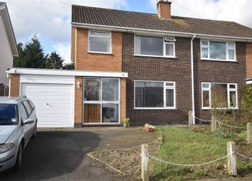 Thumbnail 3 bed property for sale in Breachfield Road, Barrow Upon Soar, Loughborough