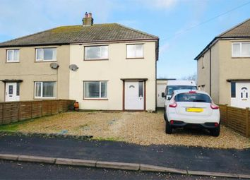 Thumbnail 3 bed semi-detached house for sale in Friars Garth, Abbeytown, Wigton