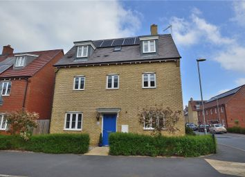 Thumbnail 5 bed detached house for sale in Reeve Road, Stansted
