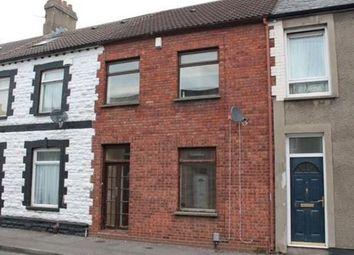 Thumbnail 3 bedroom terraced house to rent in Ordell Street, Splott