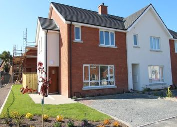 Thumbnail 3 bedroom terraced house to rent in St. Annes Wood, Donaghadee
