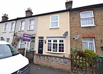 Thumbnail 2 bed terraced house for sale in Harold Road, Sutton