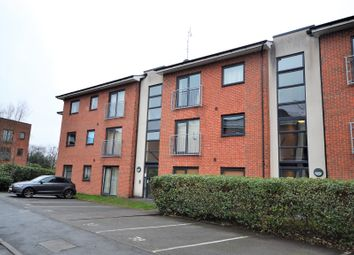 Thumbnail 2 bed flat for sale in Penstock Drive, Cliffe Vale, Stoke-On-Trent