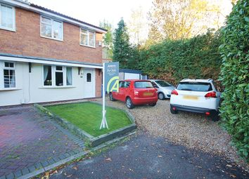 Thumbnail 2 bed semi-detached house for sale in St Bridgets Close, Fearnhead, Warrington