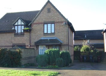 Thumbnail 2 bed property to rent in Velocette Way, Northampton