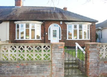 Thumbnail 2 bed semi-detached bungalow for sale in Stockton Road, Darlington