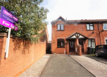 Thumbnail 2 bed end terrace house for sale in Cromwell Street, Dudley