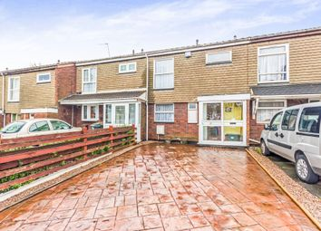 Thumbnail 3 bedroom terraced house for sale in St. Quentin Street, Walsall