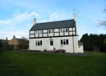 Thumbnail 3 bed detached house for sale in Guyzance Village, Guyzance, Northumberland