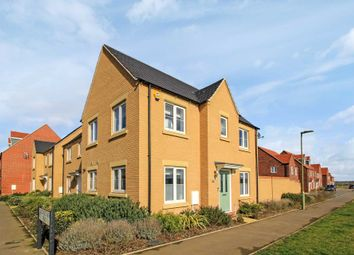Thumbnail 3 bed semi-detached house for sale in Longford Park Road, Bodicote, Banbury