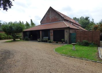 Thumbnail 4 bed barn conversion for sale in Horse Barns, Wayford Road, Stalham, Norwich, Norfolk