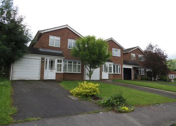 Thumbnail 3 bed link-detached house to rent in Dove Close, Buckingham