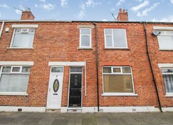 Thumbnail 3 bed terraced house to rent in Kingsway, Blyth