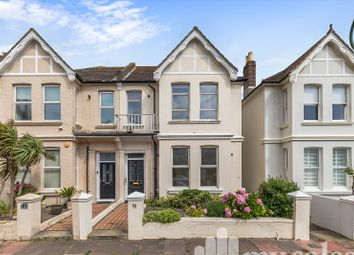 Thumbnail 1 bed flat for sale in Carlisle Road, Hove, East Sussex.
