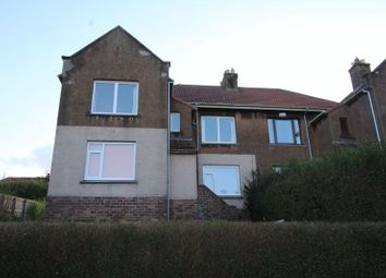 Thumbnail 3 bedroom flat for sale in Kennedy Crescent, Kirkcaldy