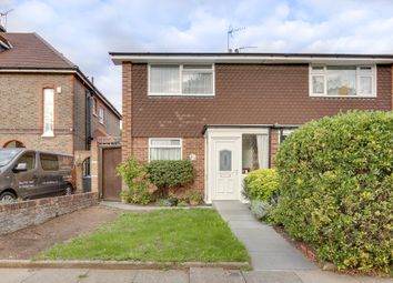 Thumbnail 3 bed semi-detached house for sale in Abbey Road, Enfield