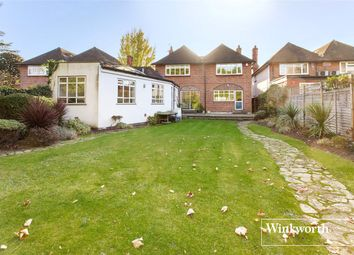 Thumbnail 5 bedroom property for sale in The Ridgeway, Golders Green, London
