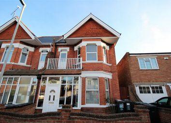 Thumbnail 3 bedroom flat for sale in Grosvenor Gardens, Bournemouth, Dorset