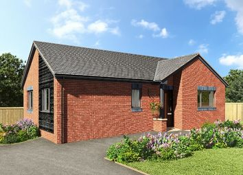 Thumbnail 3 bed detached bungalow for sale in The Baysdale Contemporary, Kimberley, Nottingham
