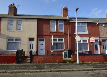 Thumbnail 2 bedroom terraced house to rent in Ashfield Road, Ellesmere Port