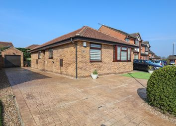 Thumbnail 3 bedroom detached bungalow for sale in Wisbech Close, Walton, Chesterfield
