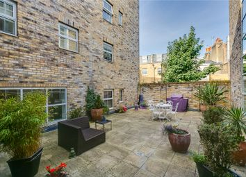 Thumbnail 4 bed flat to rent in Gallery Court, Gunter Grove, London