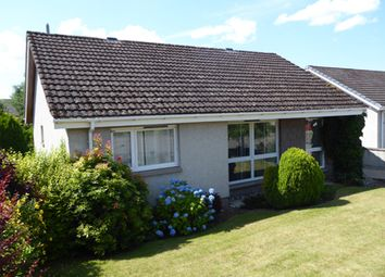 Thumbnail 3 bed detached bungalow for sale in Allan Drive, Forres