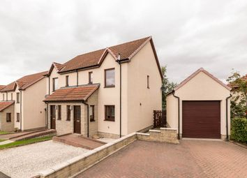 Thumbnail 3 bed semi-detached house for sale in Hutchison Drive, Scone, Perth