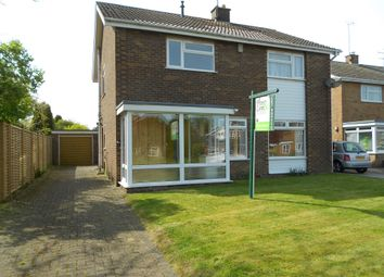 Thumbnail 4 bed detached house to rent in Audley Gate, Netherton