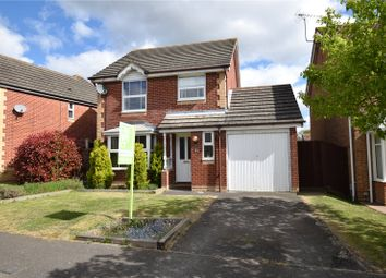 Thumbnail 3 bed detached house for sale in Mill Green, Temple Park, Binfield, Berkshire