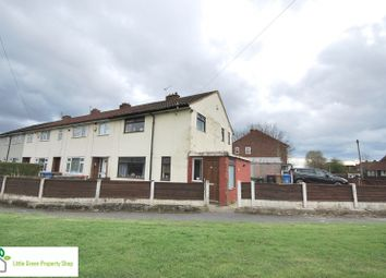 Thumbnail 3 bed end terrace house for sale in Ridyard Street, Walkden, Manchester