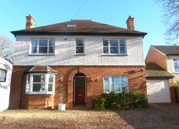 Thumbnail 4 bedroom detached house for sale in Newport Road, Woburn Sands