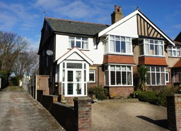 Thumbnail 5 bed semi-detached house for sale in Barrett Road, Birkdale, Southport