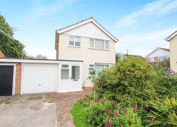 Thumbnail 3 bedroom link-detached house for sale in Manor Gardens, Buckden, St. Neots