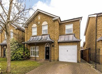 Thumbnail 4 bed detached house for sale in Savery Drive, Long Ditton, Surbiton