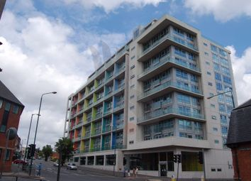 Thumbnail 1 bed flat to rent in The Litmus Building, 195 Huntingdon Street, Nottingham, UK