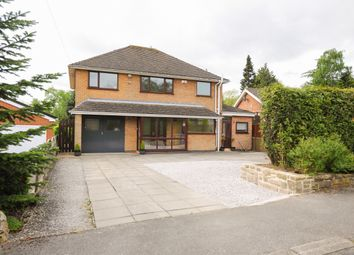 Thumbnail 5 bedroom detached house for sale in Mendip Crescent, Ashgate, Chesterfield