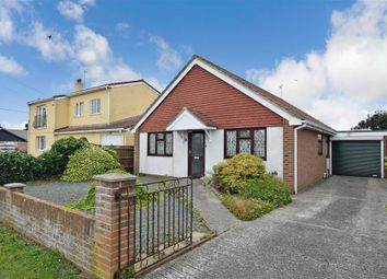 Thumbnail 3 bed detached bungalow for sale in Merritt Road, Greatstone, New Romney, Kent