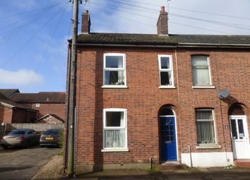 Thumbnail 3 bedroom end terrace house for sale in Spelmans Meadow, St. Hilda Road, Dereham