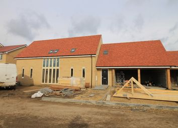 Thumbnail 4 bedroom detached house for sale in Whitwell Farm, Offord Cluny