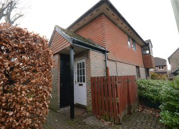 Thumbnail 1 bed maisonette for sale in Annettes Croft, Church Crookham, Fleet
