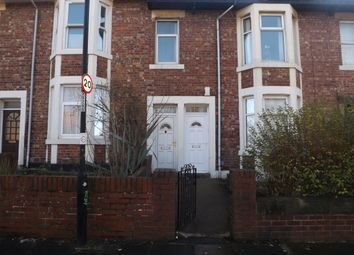 Thumbnail 4 bed flat to rent in Stratford Grove West, Newcastle Upon Tyne